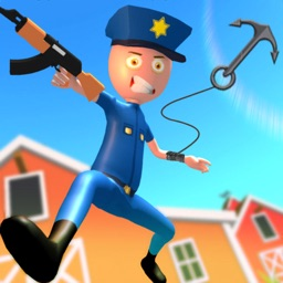Stickman Rope Hero 3d Shooter