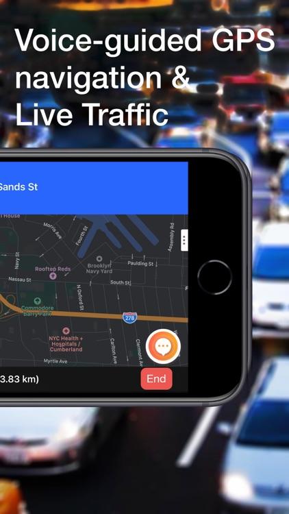 Traffie Navigation & Alerts
