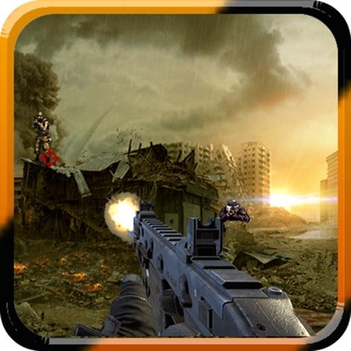 Modern SWAT: Terrorist-Gun Att app for ipad