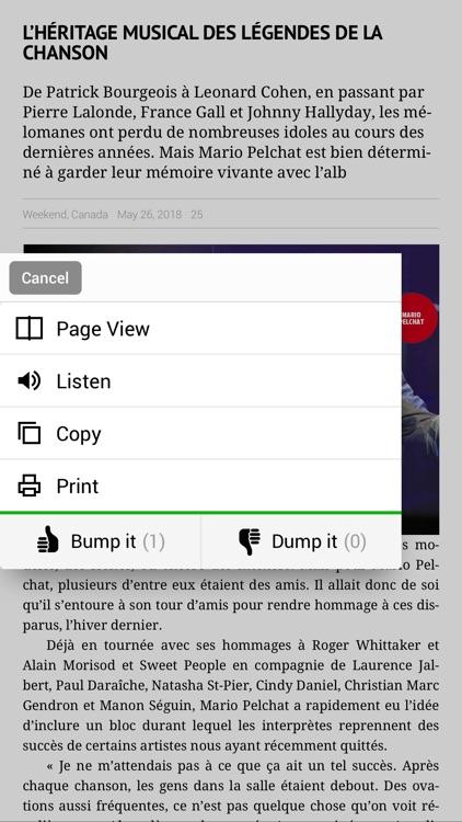 Journal de Montréal – EÉdition screenshot-4