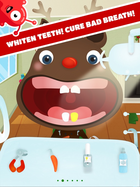 Tiny Dentist Christmas Screenshots