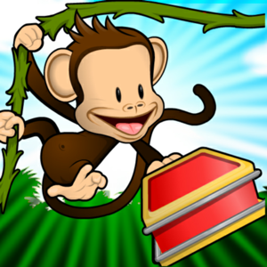 Monkey Preschool Lunchbox app