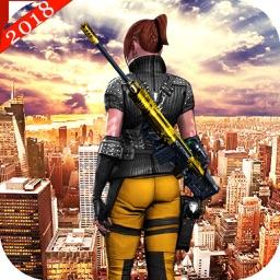 Elite Sniper Epic War FPS Game