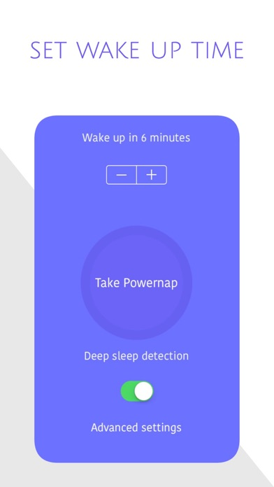 Download PowerNap -with deep sleep mode for Android