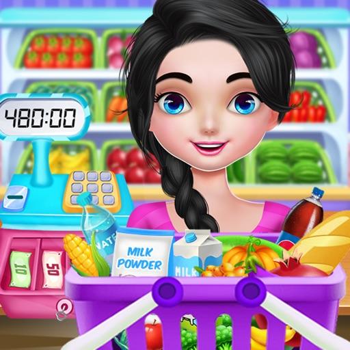 Supermarket Shopping Game