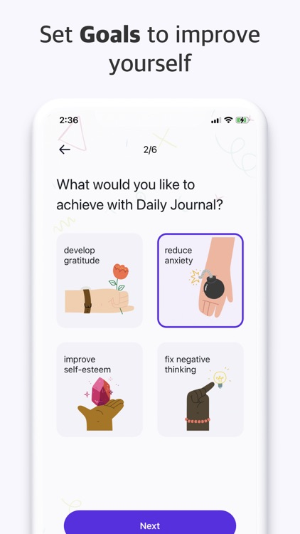 Daily Journal: Self-Care screenshot-6