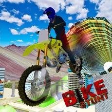 涡轮自行车骑手 - 特技疯狂