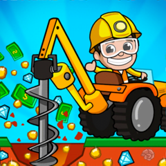 Idle Miner Tycoon: Gold Rush