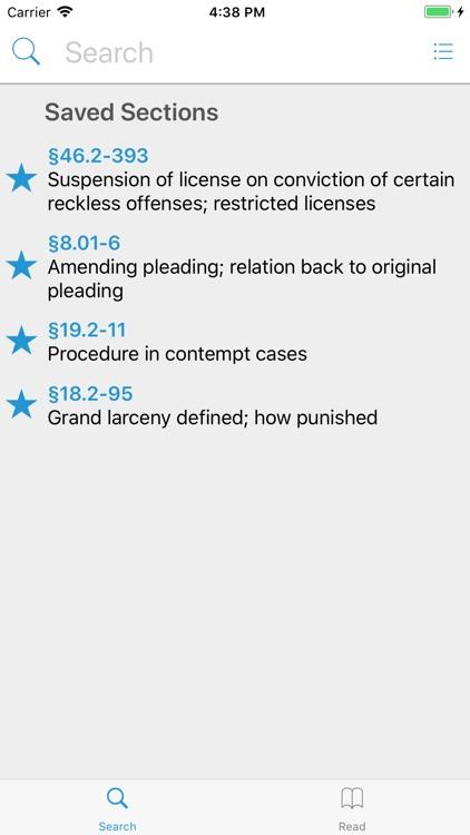 Law in Hand screenshot-3
