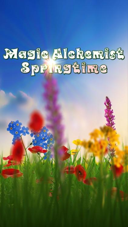 Magic Alchemist Springtime