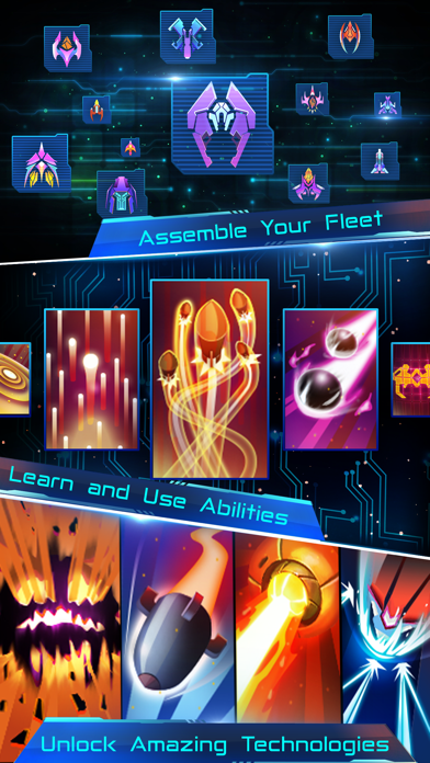 Void Troopers : Sci-fi Tapper screenshot 4
