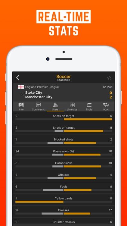 LiveScore: Live Sport Updates screenshot-3