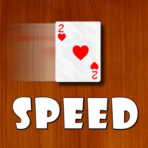 Speed the Card Game Spit Slam