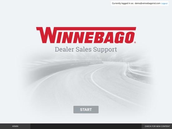 iPad Image of Winnebago - Dealers