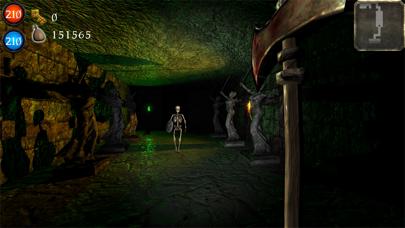 Screenshot from Heavy Blade Lite