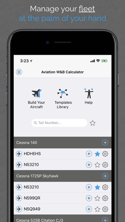Aviation W&B Calculator