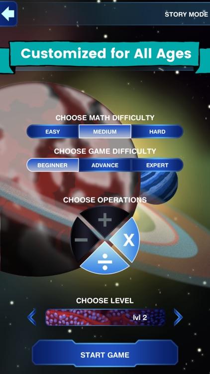 Math Evolve: A Fun Math Game screenshot-7