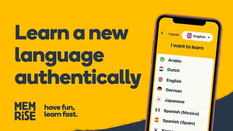 Memrise: Fun Language Learning screenshot-8