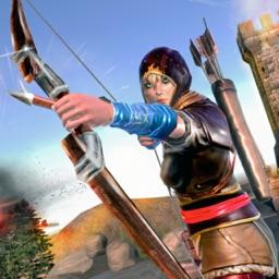 Archery Queen : Defend Towers