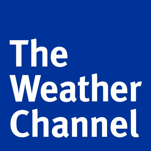 The Weather Channel: Tracker app for ipad