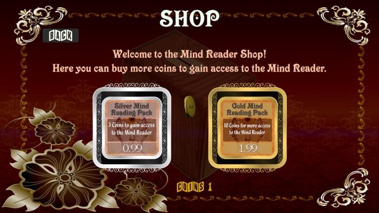 Mind Reader VCM screenshot-7