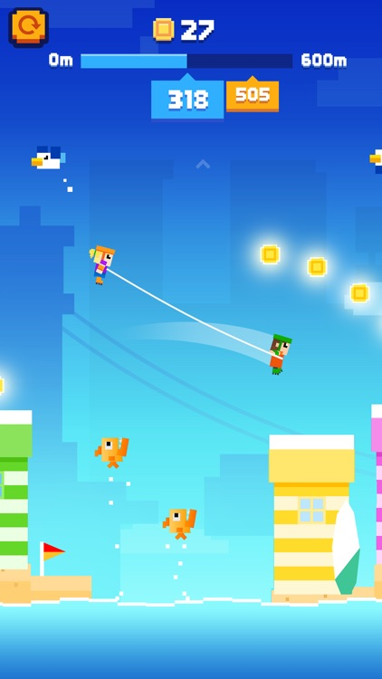 Bouncy Ropes screenshot-2