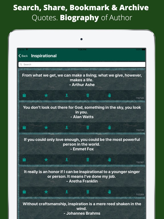 QuotesPro- 100K+ Famous Quotes screenshot 5