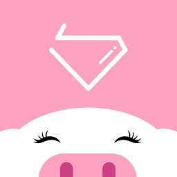 猪宝贝,珠宝首饰共享租赁平台