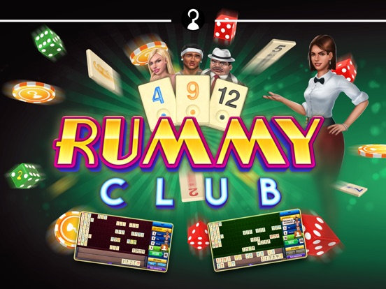 Screenshot 1 Rummy Club!