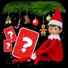 Elf on The Shelf Trivia Cards