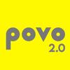 KDDI CORPORATION - povo2.0アプリ アートワーク