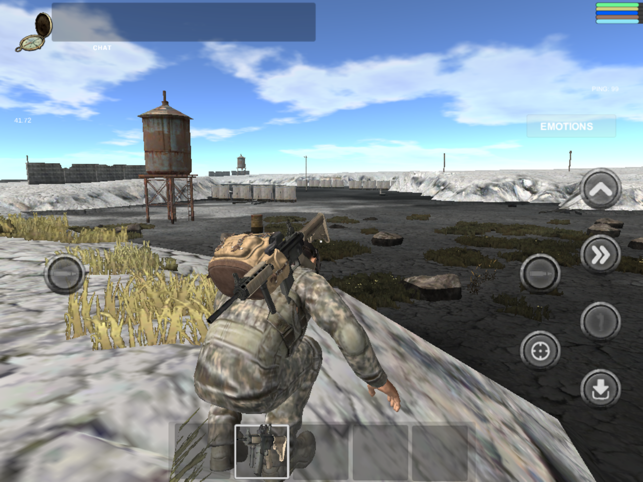 Survival Barren Roads Screenshot