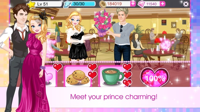 download game star girl princess gala mod apk