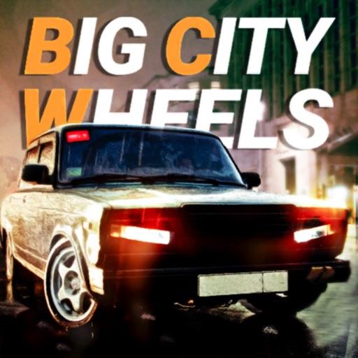 Big City Wheels: Courier Sim