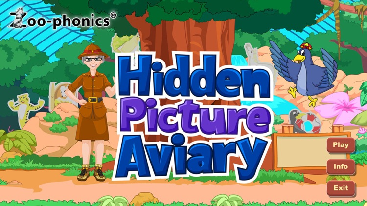 5. The Hidden Picture Aviary