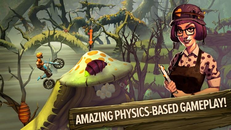 Trials Frontier screenshot-3