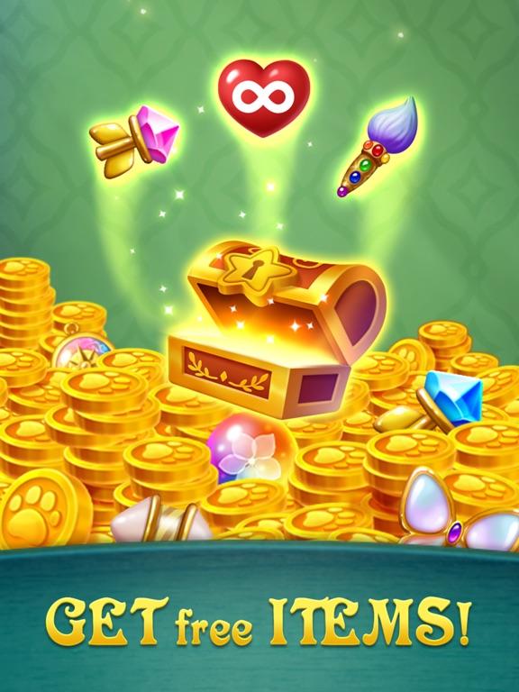 Gem Blast: Magic Match Puzzle screenshot 8