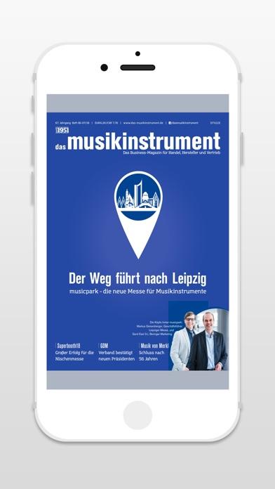 musikinstrument - ZeitschriftScreenshot von 1