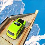Mega Crazy Car Stunts
