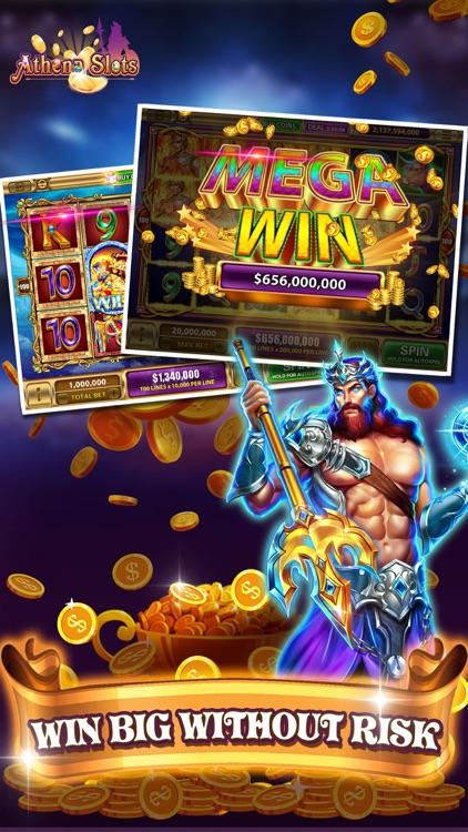 Athena Slots-funny slots screenshot-3