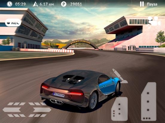Driving Zone 2 на iPad