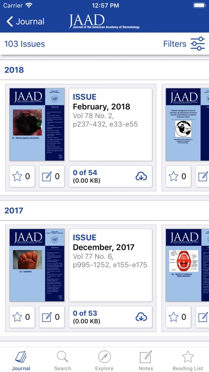 JAAD Journals screenshot-3