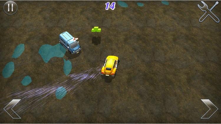 Police car chase & Crash games screenshot-3