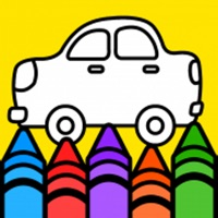 Coloring Games for Kids 2-6!