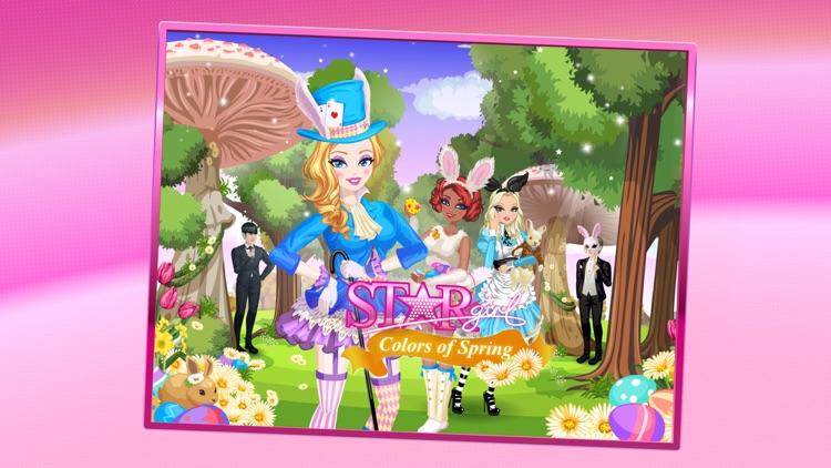 Star Girl: Colors of Spring screenshot-0