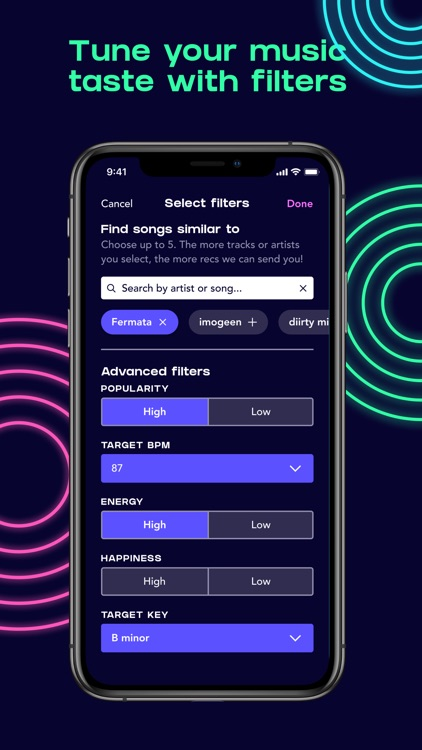 Discz Music: Find New Songs
