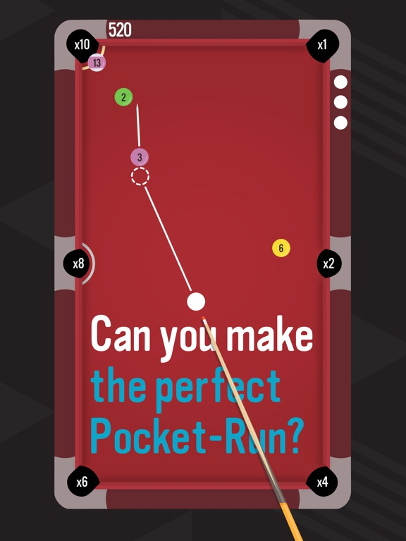 Pocket Run Pool screenshot #5