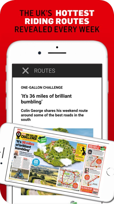 download MCN: Motorbike News & Reviews apps 0