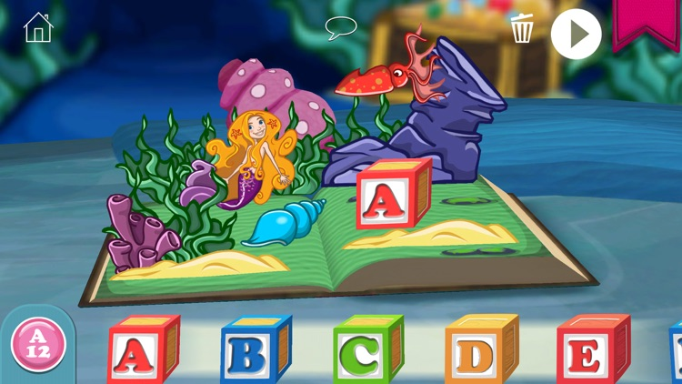 StoryToys Little Mermaid screenshot-4