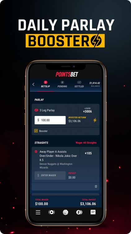 PointsBet: Sports Betting screenshot-3